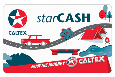 caltex gift card
