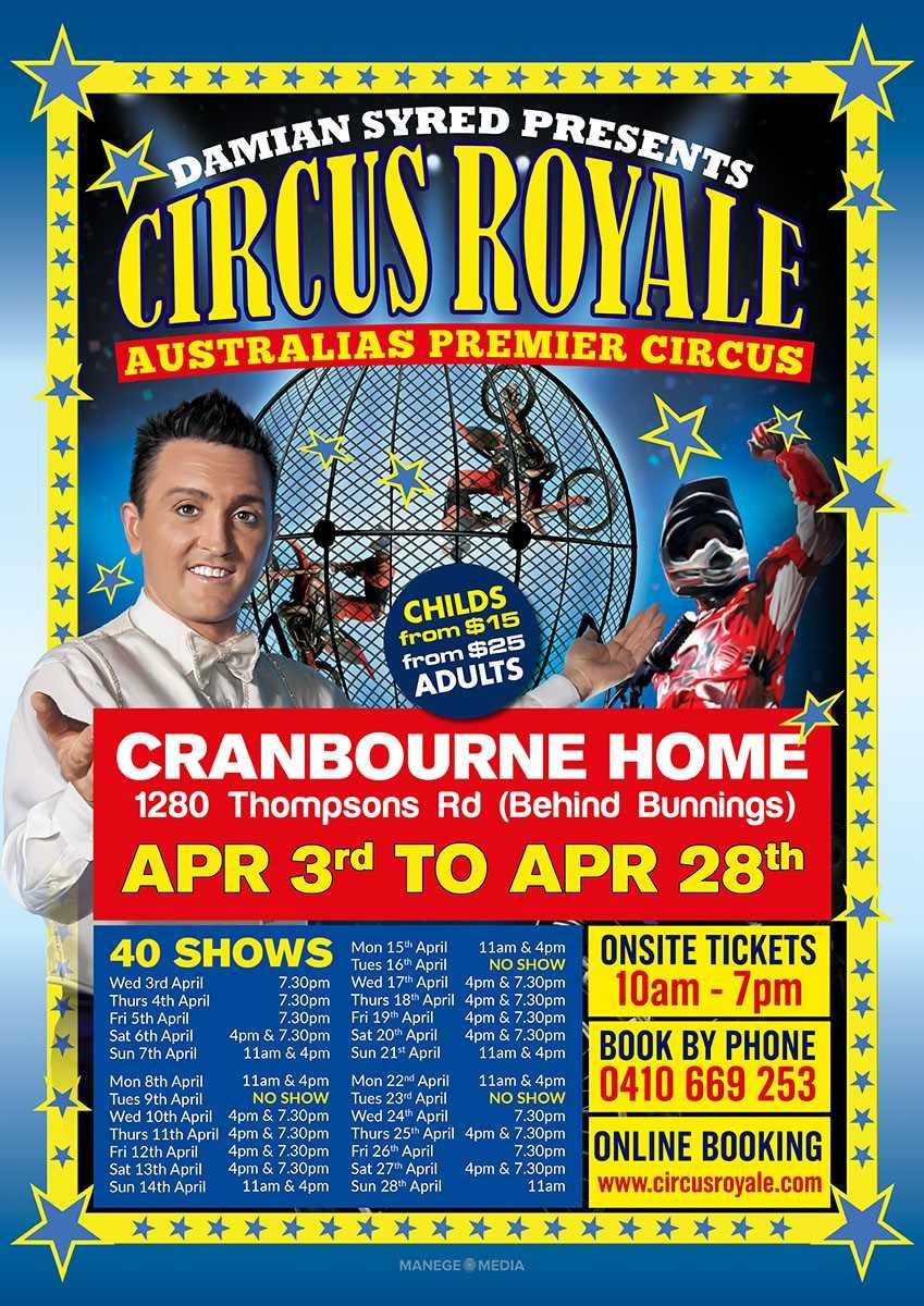 Circus Royale 01