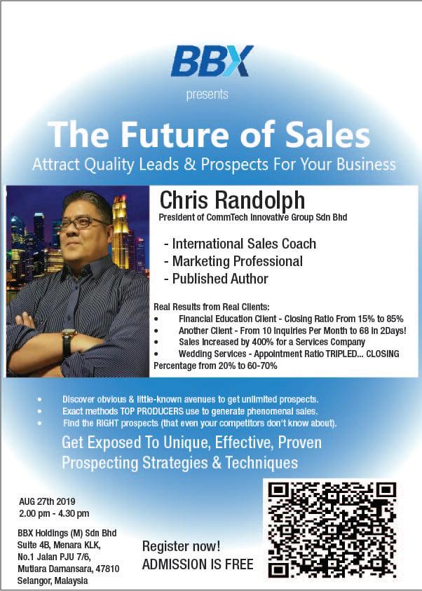 Future Of Sales Aug 27