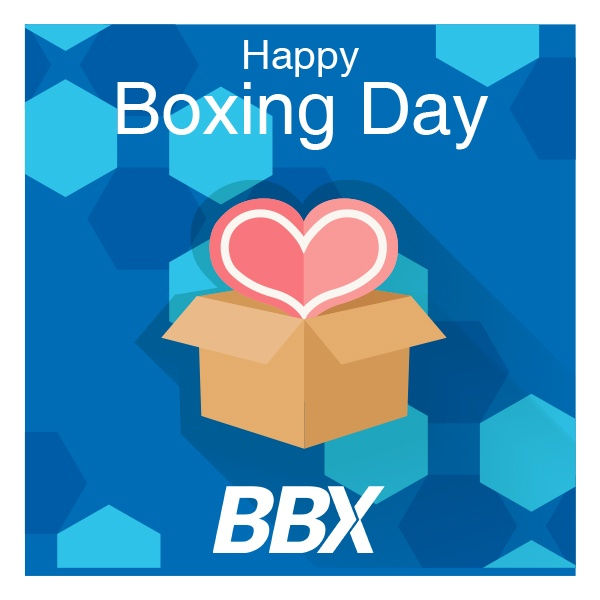 BBX - Happy Boxing Day