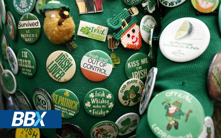 BBX | Happy St Patrick's Day