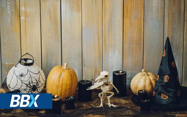 BBX UK - Halloween & Birthday Party