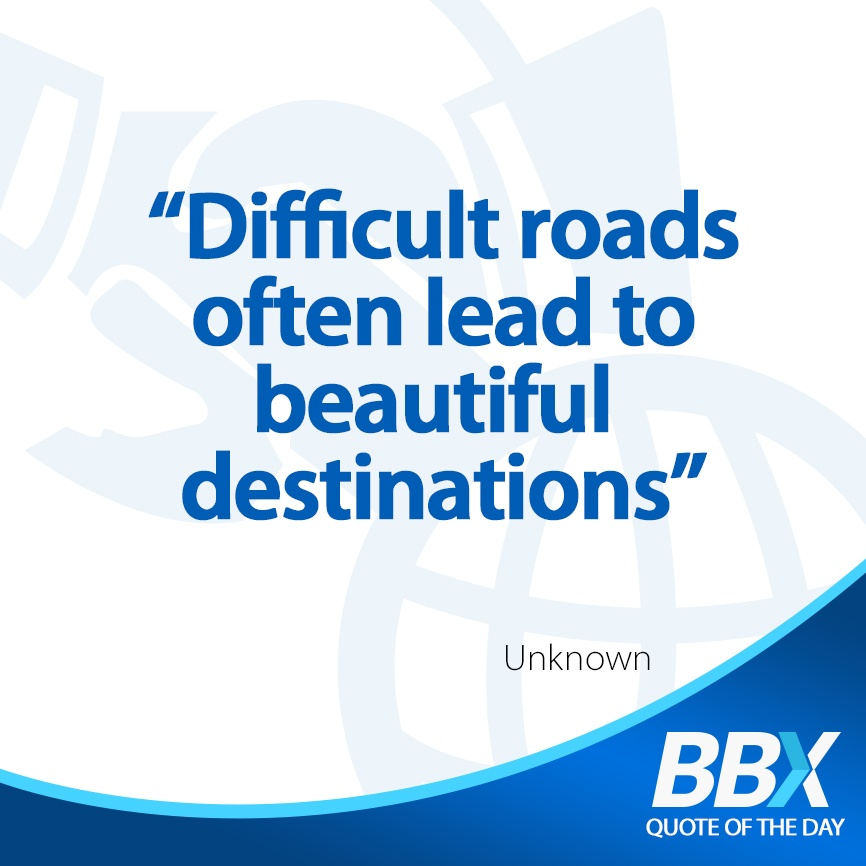 BBX - Quote of The Day