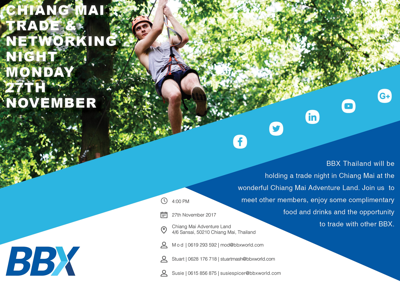 BBX Thailand - Chiang Mai Trade & Networking NIght Web