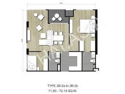 The cube floor plan