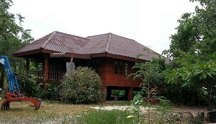Wooden house 1