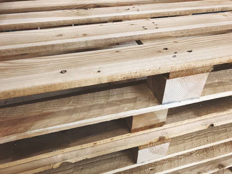 Available Pallets